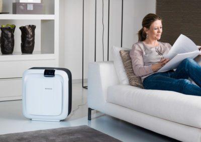 H680 Hybrid Humidifier and Purifier Inside Home Phoenix Arizona